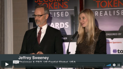 Global Security Tokens Awards Ceremony